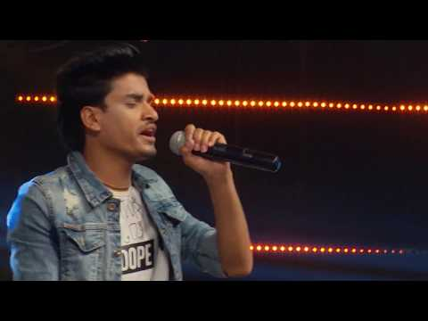 "Navaraj & Rahul - ""Bhanu K Ma Timilai"" - Battle Round - The Voice of Nepal 2018"
