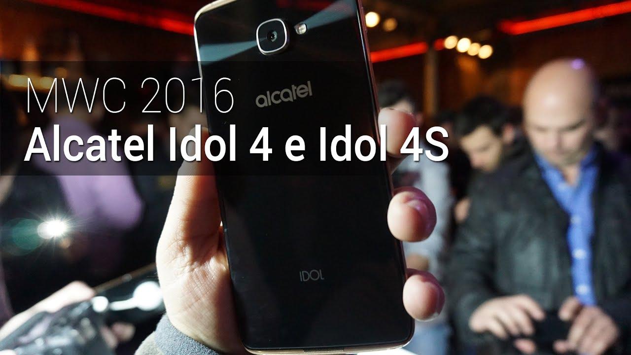 Alcatel Idol 4 - Vídeo - Tudocelular com