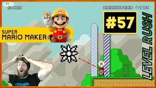 Thomandy is Salty (Troll Alert!) | Super Mario Maker | Level Reaction Ep. 57