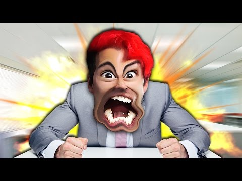 EMBRACE THE 'RAGE' | Office Freakout