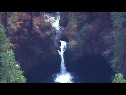 Video shows fire damage around Columbia Gorge