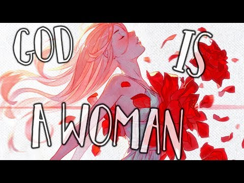 Nightcore - God is a woman (Ariana Grande) - Lyrics