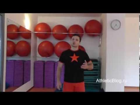 Как убрать жир с живота и боков! Обучающее видео