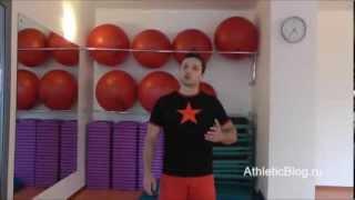 Как убрать жир с живота и боков! Обучающее видео(Как быстро убрать живот и бока -- программа тренировок для мужчин: http://www.athleticblog.ru/?page_id=6335 Как убрать жир с..., 2013-09-29T12:12:03.000Z)
