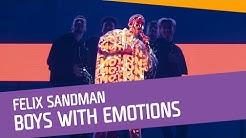 FINALEN: Felix Sandman – Boys With Emotions