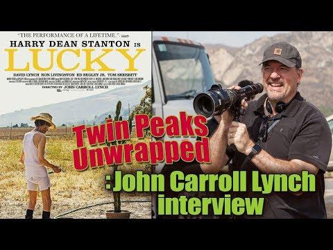 Twin Peaks Unwrapped 123:  with John Carroll Lynch Lucky