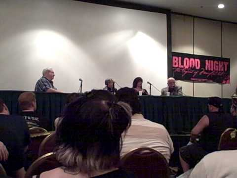 John Astin Q&A - Discussing Improv on Addams Family set at Monster Mania 2009