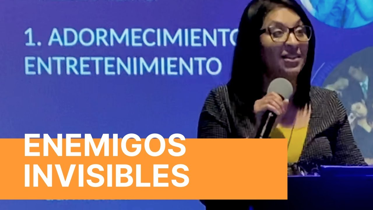 Enemigos Invisibles | Yamaris Velázquez