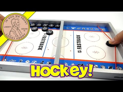 Fastrack NHL Hockey Game, CSE And Blue Orange Games