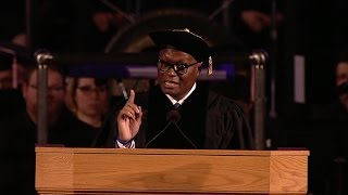 Former Dallas Police Chief David O. Brown's Commencement Address thumbnail