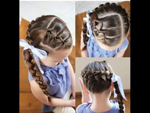 peinados con trenzas para nia los mejores peinados