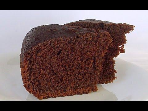 Бисквитныи шоколадныи кекс в мультиварке кулинарный видео рецепт