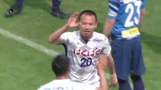 2018年5月20日(日)に行われた明治安田生命J2リーグ 第15節 讃岐vs甲...