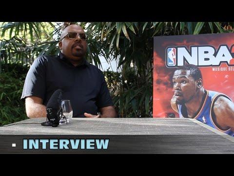 Interview - Rob Jones : Senior producer de NBA 2K15