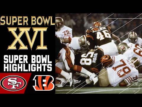 super-bowl-xvi:-49ers-vs.-bengals-|-nfl