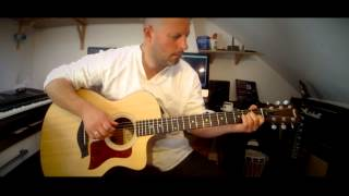 Lonely Day - System of a Down (Fingerstyle Guitar)