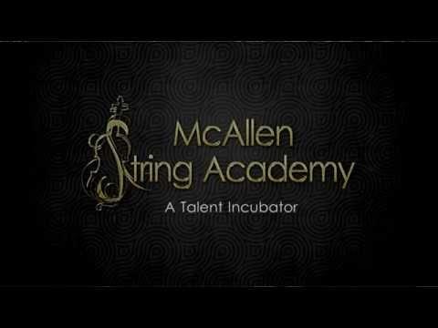 McAllen String Academy - Tango