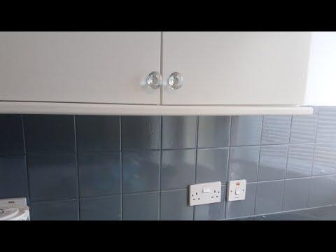 Wilko tile paint. DIY-ARY DAY 9