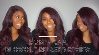 Outre Dominican Blowout Relaxed Review