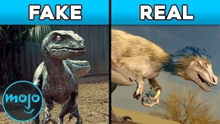 Top 10 Scientific Inaccuracies in Jurass...