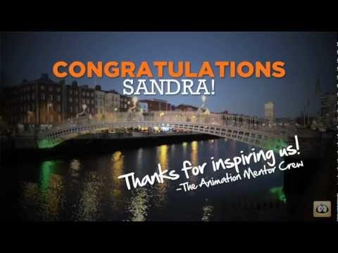 Animator Success Story: Sandra