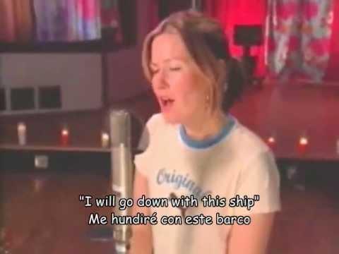 Dido - White Flag - Acoustic (español)