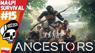 Skok Ewolucyjny o Milion Lat w Ancestors The Humankind Odyssey PL #15 | Rizzer Survival gameplay