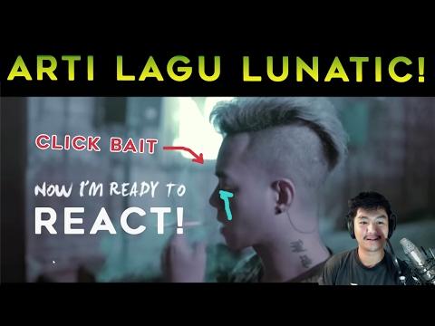 ARTI LAGU Weird Genius - LUNATIC (ft. Letty) Official Lyrics Video  | STEVEN REACT