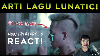 Video ARTI LAGU Weird Genius - LUNATIC (ft. Letty) Official Lyrics Video  | STEVEN REACT download MP3, 3GP, MP4, WEBM, AVI, FLV Agustus 2017