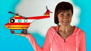 Развивающий мультфильм для детей Азбука с Машей. Буква В