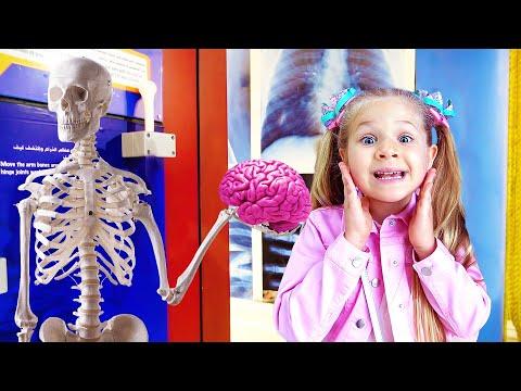 Diana e Roma Brincam na Children's City