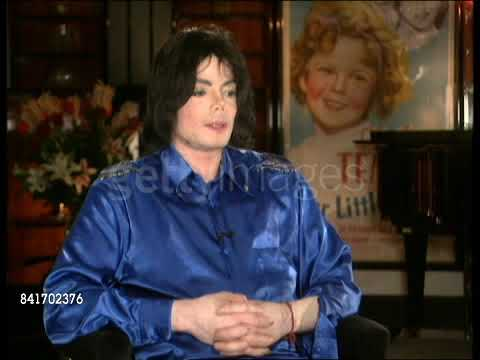Michael Jackson Interview  30th Anniversary Celebration 2001