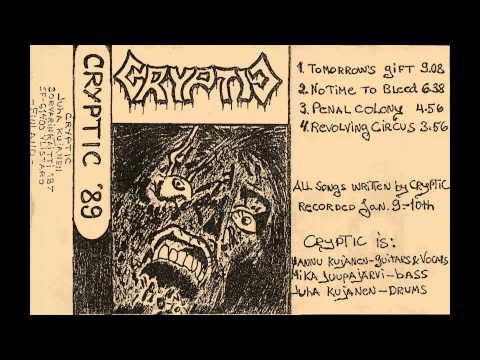 Cryptic - Demo [1989][Full Demo][HQ]