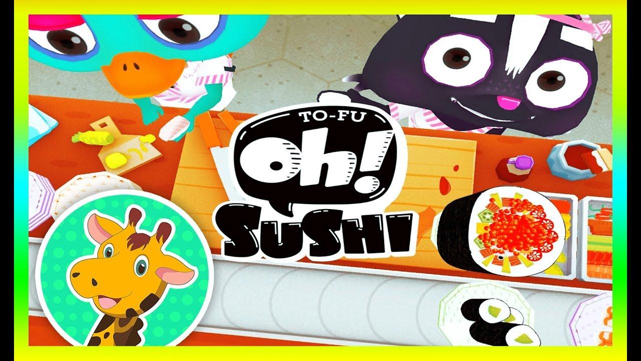 Sushi master juego de cocina y cocina divertida para - Cocina divertida para ninos ...