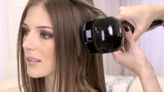 видео Автоматическая плойка для завивки локонов (волос) от rowenta на страже красоты