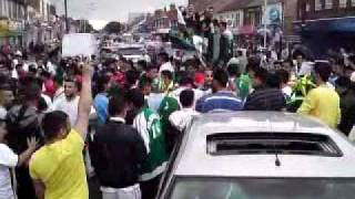 vuclip T20 Pakistan Celebrations Peterborough Lincoln Rd Part 2 Best Vid Trust