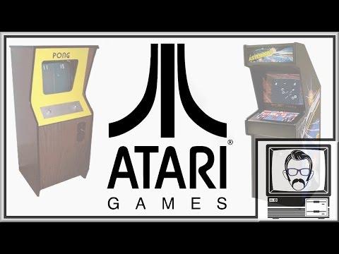 The Atari Games Story | Nostalgia Nerd
