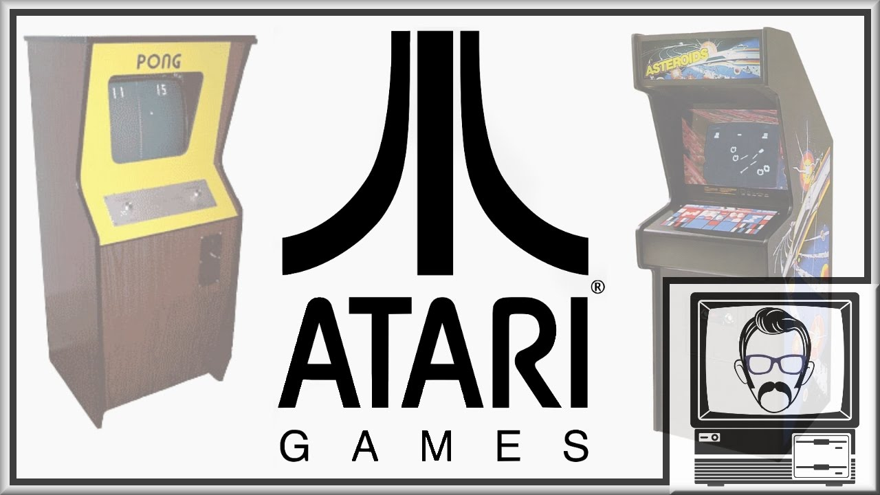The Atari Games Story | Nostalgia Nerd
