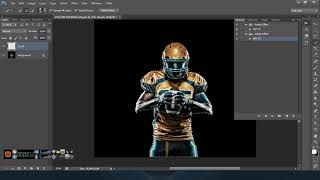Artistic Painting Photoshop Tutorial
