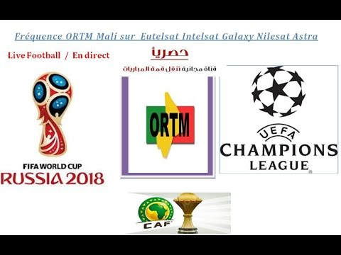 Toutes les fréquences ORTM HD Tm2 Mali sport gratuitement