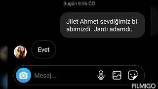 Ezel Yeni Akım - Ramiz Dayı Jilet Ahmet racon sahnesiyle DM'den trolledik