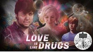 [JonTron] Love Is Like Drugs - ft. JonTron & Mike Diva (Full Version) [RUS VO]
