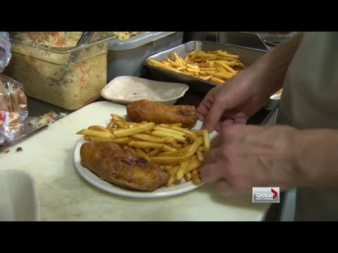 Global National - Best Fish And Chips In Canada