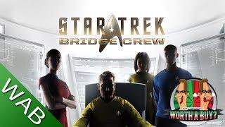 Star Trek bridge Crew Review - Worthabuy?