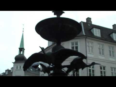 Amager Square in Copenhagen