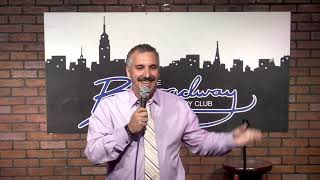 Anthony Drew - Yaaas Fest - October 24 2019 - Broadway Comedy Club