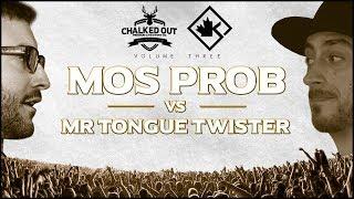 KOTD x CO - Mos Prob vs Mr. Tongue Twister    #COVol3