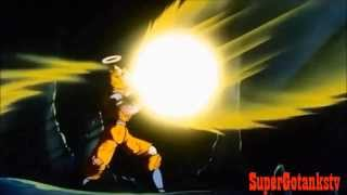SSJ2 Majin Vegeta vs SSJ2 Goku P.2