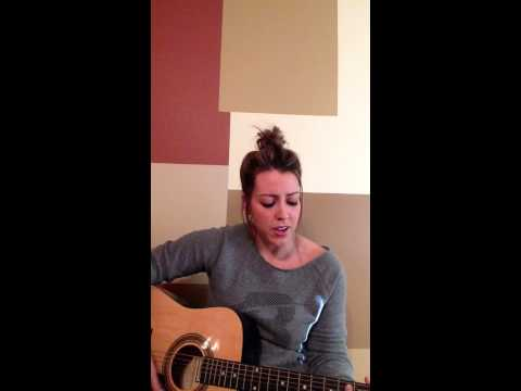 """Sugarland """"Already Gone"""" Acoustic Cover by Heather Wellman"""