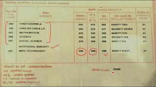 क्या CBSE 10 Class के Final Marks और Percentage Add होंगे Result में ।। जानिए पूरी Details